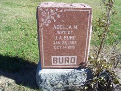 Adella Maud <i>Reynolds</i> Burd