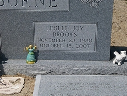 Leslie Joy <i>Brooks</i> Osborne