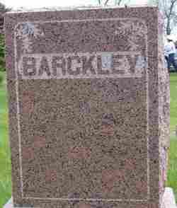 Burton Lewis Barckley