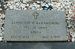 PFC Alphonse Daniel Danny Baranowski