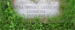 Myra Louise <i>Shindle</i> Goehring