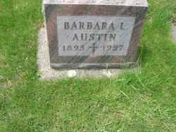 Barbara L Austin