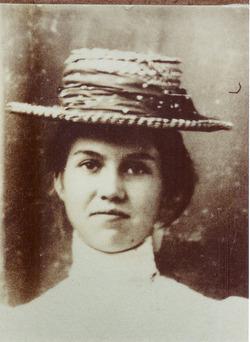 Cora Belle <i>Gentis</i> Bergmann