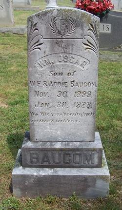 William Oscar Baucom