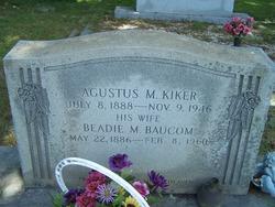 Beadie Manerva <i>Baucom</i> Kiker