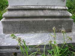 Eliza Webb <i>Gilman</i> Lippitt