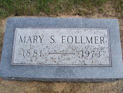 Mary Sidney <i>Crawford</i> Follmer