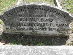 Emma Heyward Furman
