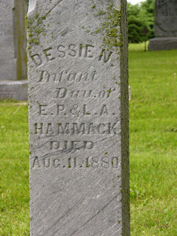 Dessie Nellie Hammack