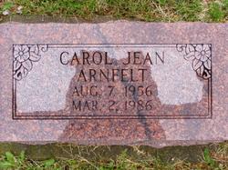 Carol Jean Arnfelt