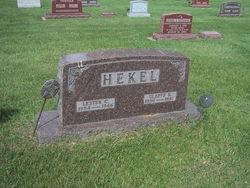 Gladys Elizabeth <i>Irwin</i> Hekel