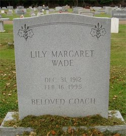 Lily Margaret Wade