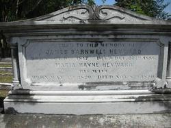 Maria Hayne <i>Heyward</i> Heyward
