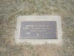 Alton B. Calhoun
