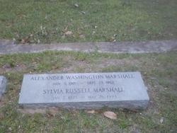 Alexander Washington Marshall