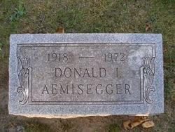 Donald I. Aemisegger