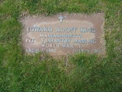 Edward Adoff King