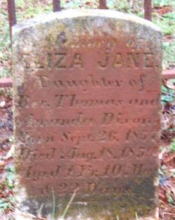 Eliza Jane Dixon