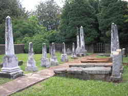 Hairston Family Cemetery-Beaver Creek Plantation