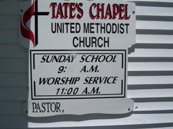 Tates Chapel Cemetery