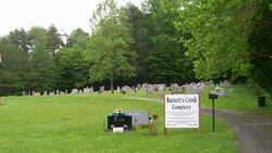 Barnett Creek Methodist Church Cemetery