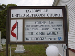 Taylorville Church Cemetery