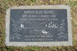 Harley Olin Fauntz