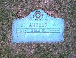 Ella <i>Meyer</i> Angelo