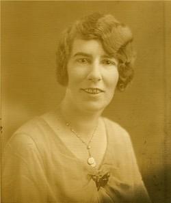 Ethel May <i>Phelps</i> Robinson