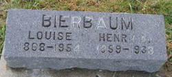 Louise <i>Ilsemann</i> Bierbaum