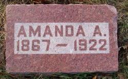 Amanda A <i>Cripe</i> Cauby