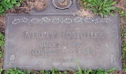 Everett Hostutler