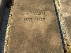 James (Jim) M Rogers