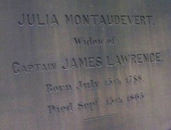Julia <i>Montaudevert</i> Lawrence