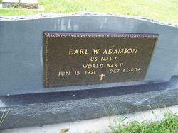 Earl Wright Adamson