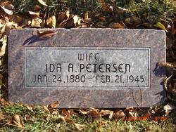 Ida Sophia <i>Anderson</i> Petersen