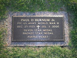 Paul Dean P.D. Burnum, Jr