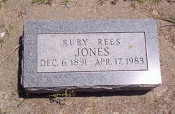 Ruby <i>Rees</i> Jones