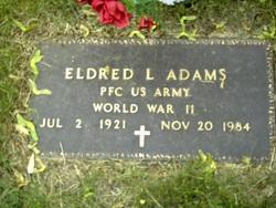 Eldred Lloyd Adams