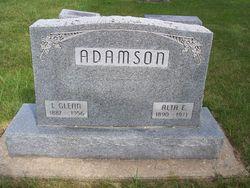 Alta Ethel <i>Doan</i> Adamson