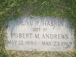 Olive Pearl <i>Harris</i> Andrews