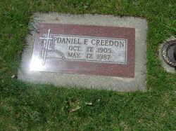 Daniel F Creedon