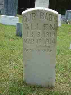 (Our Baby) Allen