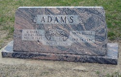 Anna Belle Adams