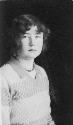 Ethel Agnes Rollins