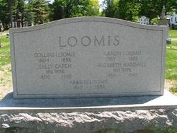 Elizabeth <i>Marshall</i> Loomis