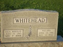 Lela <i>Helm</i> Whitehead Wheeler