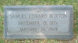 Samuel Edward Buxton, Sr