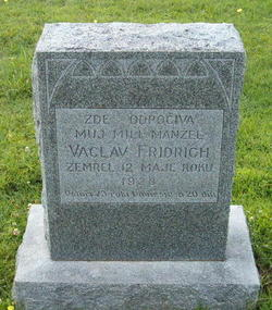 Vaclav Fridrich