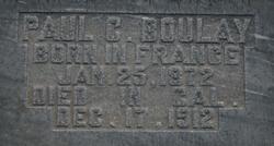 Paul C. Boulay